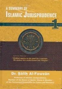 A Summary Of Islamic Jurisprudence, Dr Salih Al Fawzan