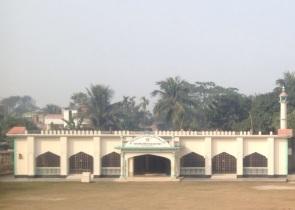Mukarram bin Muhsin Imam of Masjid at Markazul Salafi al-Islami Ahle Hadith Nawdapara Rajshahi Bangladesh