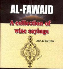 Al-Fawaid - A Collection Of Wise Sayings Download PDF by Ibnul Qayyim al-Jawzeeyah